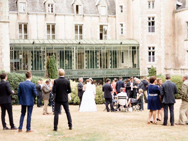 Le mariage de Germain et Pauline à Trédion, Morbihan 32