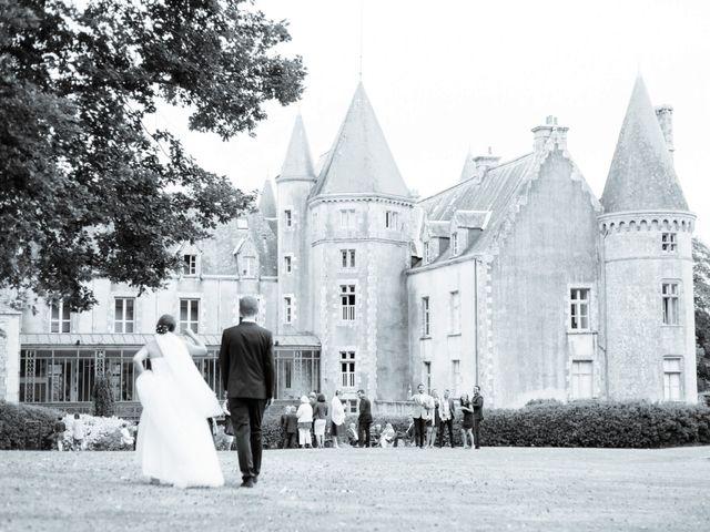 Le mariage de Germain et Pauline à Trédion, Morbihan 37