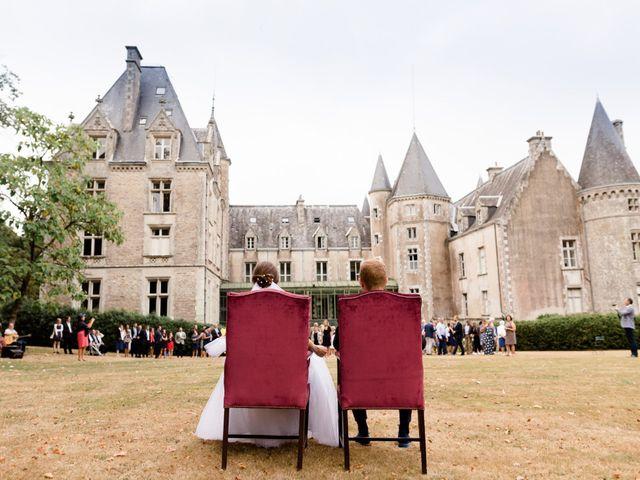 Le mariage de Germain et Pauline à Trédion, Morbihan 38