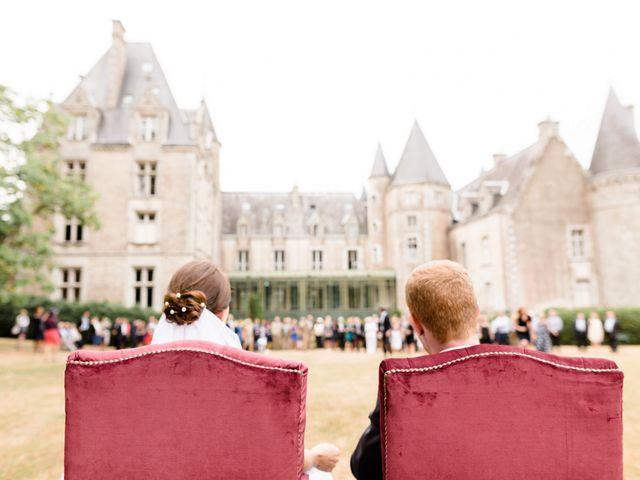 Le mariage de Germain et Pauline à Trédion, Morbihan 39