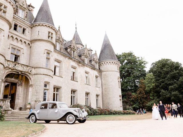 Le mariage de Germain et Pauline à Trédion, Morbihan 49