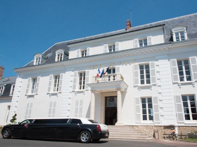 Le mariage de Milan et Stéphanie à Pontault-Combault, Seine-et-Marne 4