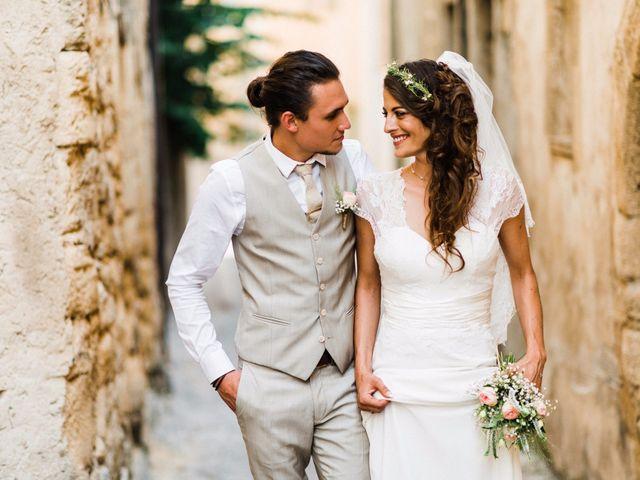 Le mariage de Cécile et Jonathan