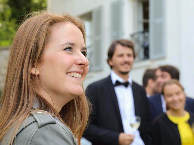 Le mariage de François et Claire à Paris, Paris 29