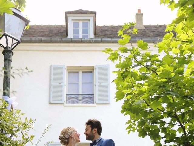 Le mariage de François et Claire à Paris, Paris 33