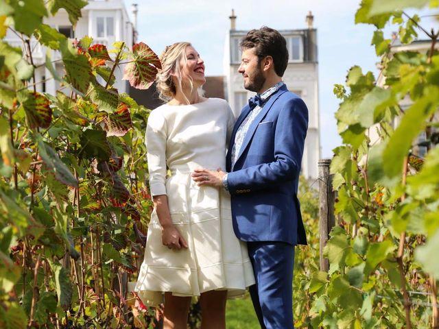 Le mariage de François et Claire à Paris, Paris 37