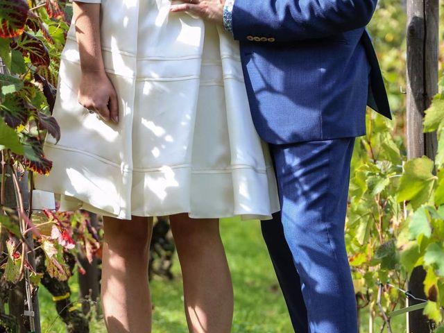 Le mariage de François et Claire à Paris, Paris 38