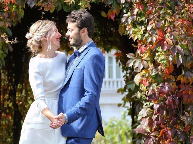 Le mariage de François et Claire à Paris, Paris 39