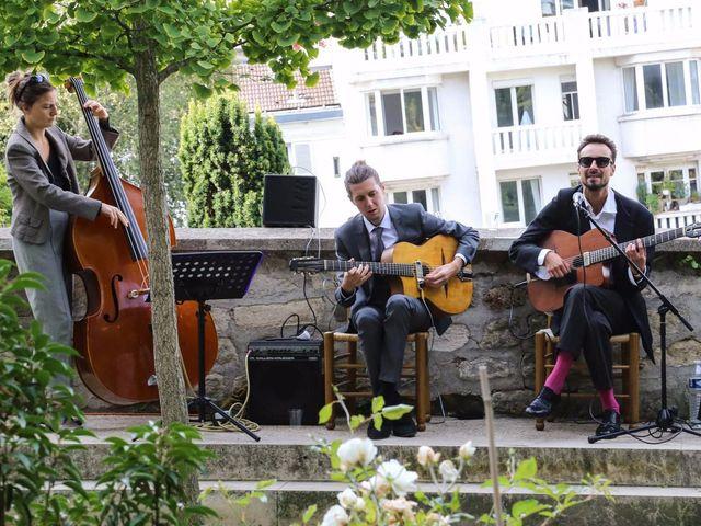 Le mariage de François et Claire à Paris, Paris 43
