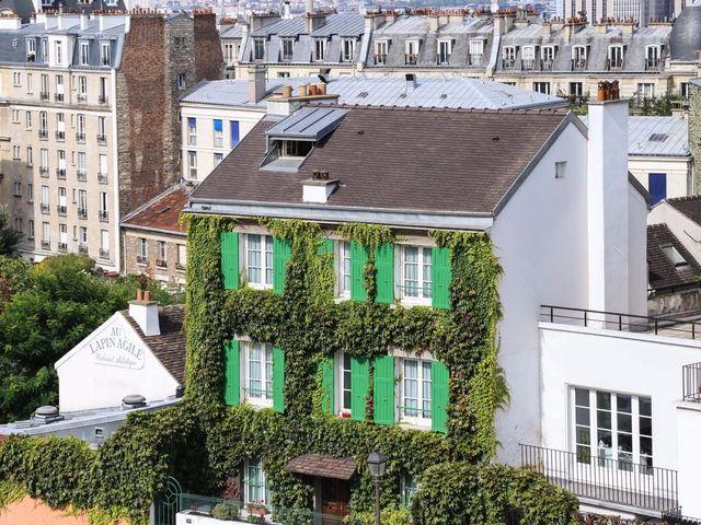 Le mariage de François et Claire à Paris, Paris 46