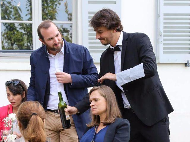 Le mariage de François et Claire à Paris, Paris 48