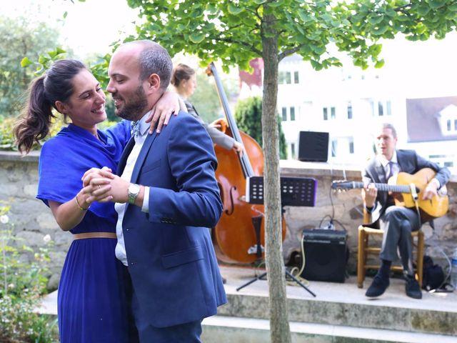 Le mariage de François et Claire à Paris, Paris 60