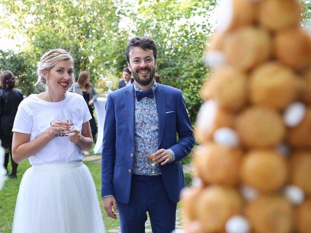Le mariage de François et Claire à Paris, Paris 61