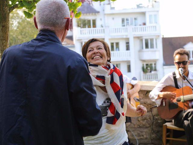 Le mariage de François et Claire à Paris, Paris 79