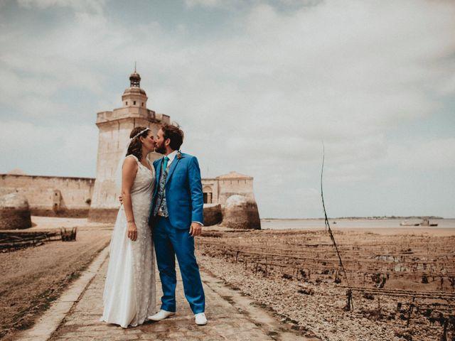 Le mariage de Carolyn et François