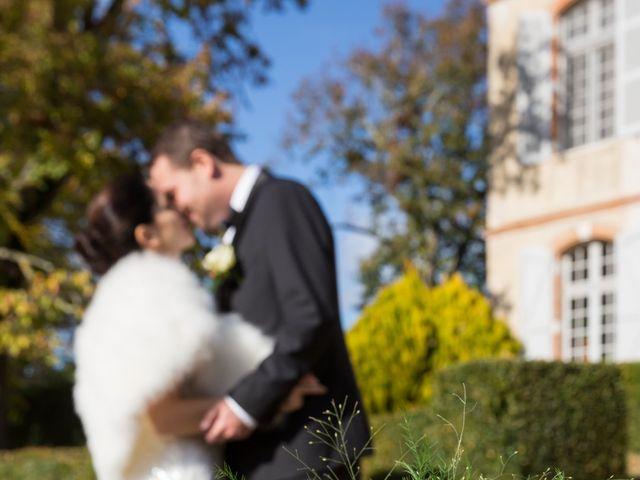 Le mariage de Christophe et Soledad à Gragnague, Haute-Garonne 11