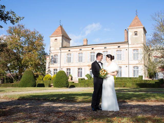 Le mariage de Christophe et Soledad à Gragnague, Haute-Garonne 12