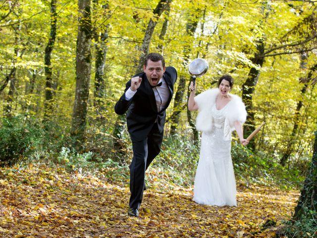 Le mariage de Christophe et Soledad à Gragnague, Haute-Garonne 22