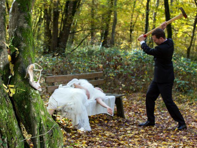 Le mariage de Christophe et Soledad à Gragnague, Haute-Garonne 25