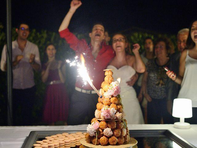 Le mariage de Florent et Sandra à Saint-Chamas, Bouches-du-Rhône 9