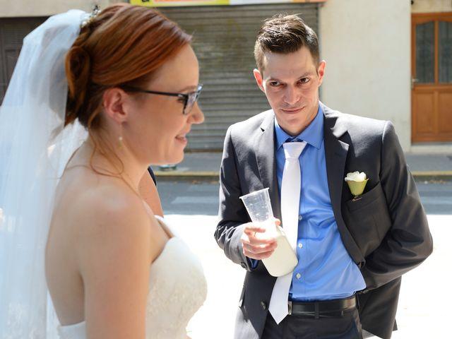 Le mariage de Florent et Sandra à Saint-Chamas, Bouches-du-Rhône 14