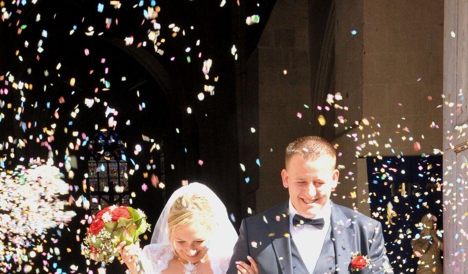 Le mariage de Quentin et Alicia à Saint-Fargeau, Yonne