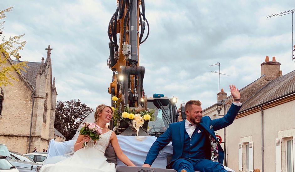 Le mariage de Pierre-Jean et Marine  à Olivet, Loiret