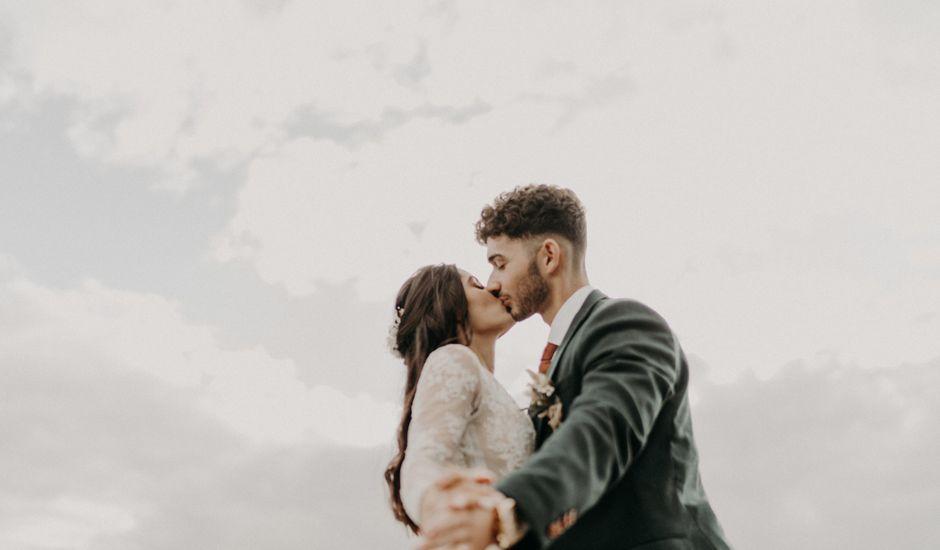 Le mariage de Liam et Sarah  à Coslédaà-Lube-Boast, Pyrénées-Atlantiques
