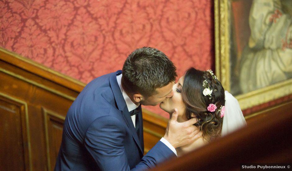 Le mariage de Johann et Bianca à Limoges, Haute-Vienne