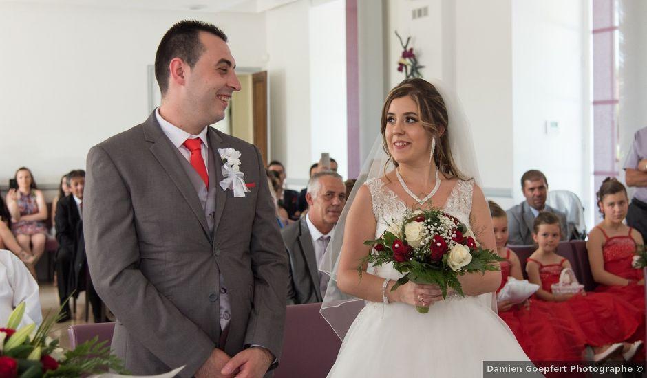 Le mariage de Milan et Stéphanie à Pontault-Combault, Seine-et-Marne