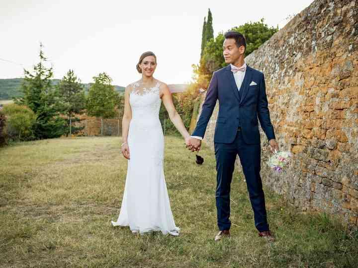 Le mariage de Elise et Sébastien