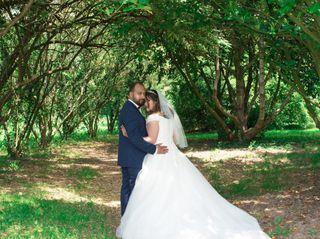 Le mariage de Sara et Kevin