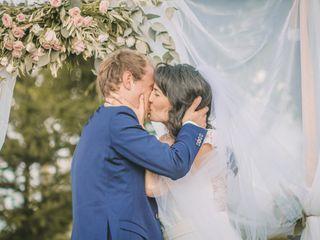 Le mariage de Louisa et Yoran
