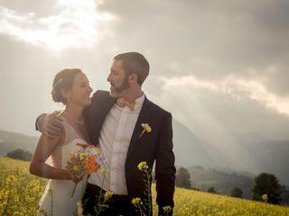 Le mariage de Perrine et Antoine