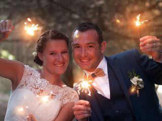 Le mariage de Charlène et Kevin