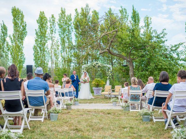 Le mariage de Yohan et Sarah à Aigues-Vives, Aude 14