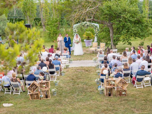 Le mariage de Yohan et Sarah à Aigues-Vives, Aude 15