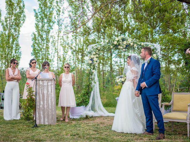 Le mariage de Yohan et Sarah à Aigues-Vives, Aude 16