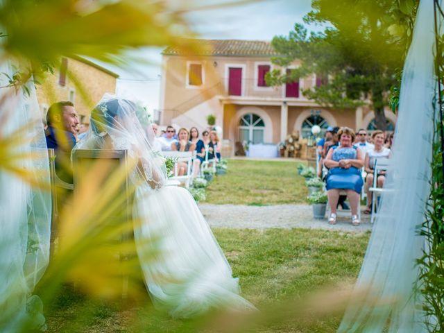 Le mariage de Yohan et Sarah à Aigues-Vives, Aude 17