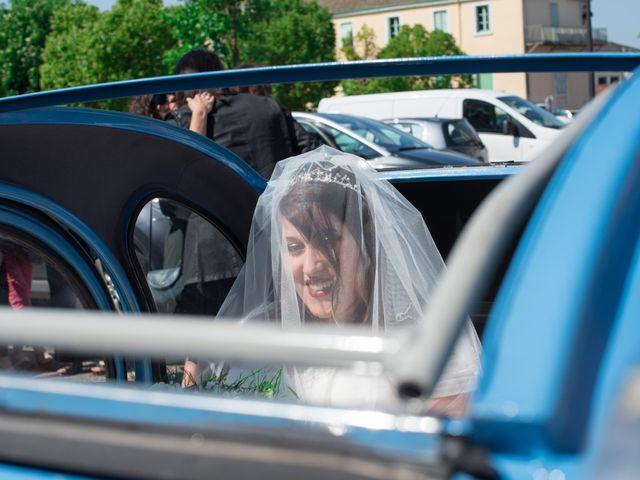 Le mariage de Kevin et Sara à Villars-les-Dombes, Ain 41