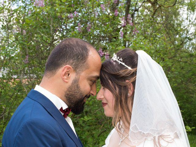 Le mariage de Kevin et Sara à Villars-les-Dombes, Ain 48