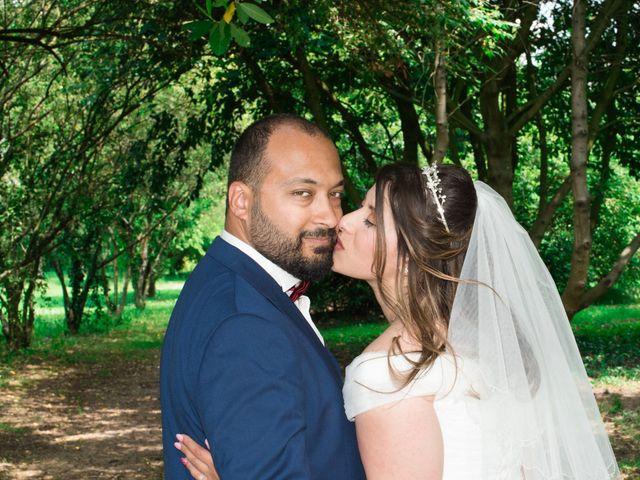 Le mariage de Kevin et Sara à Villars-les-Dombes, Ain 52