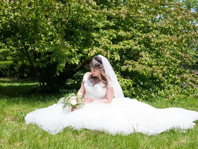 Le mariage de Kevin et Sara à Villars-les-Dombes, Ain 65