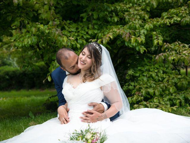Le mariage de Kevin et Sara à Villars-les-Dombes, Ain 68