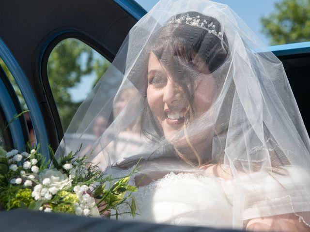 Le mariage de Kevin et Sara à Villars-les-Dombes, Ain 79