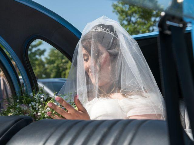 Le mariage de Kevin et Sara à Villars-les-Dombes, Ain 80