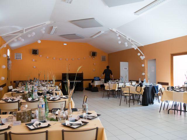 Le mariage de Kevin et Sara à Villars-les-Dombes, Ain 87