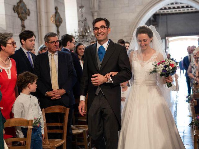 Le mariage de Louis et Camille à Grandchamp, Yonne 16