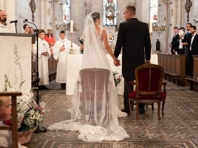 Le mariage de Louis et Camille à Grandchamp, Yonne 18