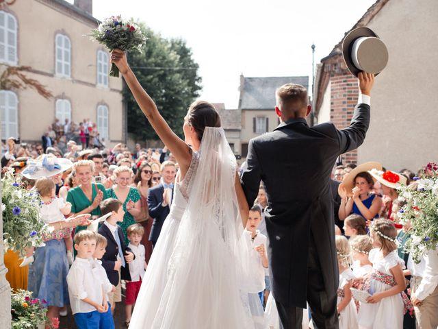 Le mariage de Louis et Camille à Grandchamp, Yonne 20